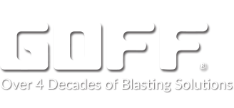 Goff - over 4 decades of blasting solutions