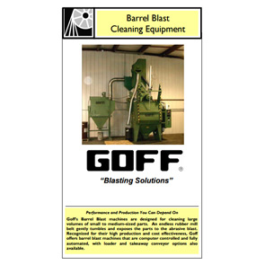 Barrel Blast Brochure