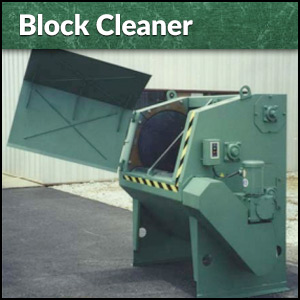 Block Cleaner